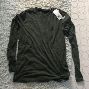 BRAND NEW NEVER WORN Adidas Hoodie Green